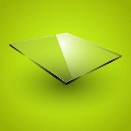 Płyta SAN bezbarwna 6 mm- 205x305 cm