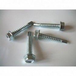 Wkręt samowiercący do metalu i aluminium 5,5x32 mm