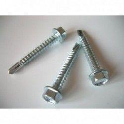 Wkręt samowiercący do metalu i aluminium 5,5x38 mm