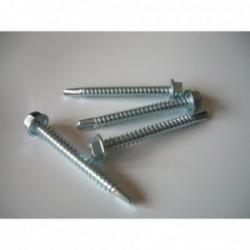 Wkręt samowiercący do metalu i aluminium 5,5x50 mm