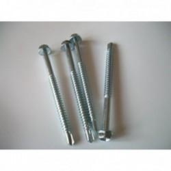 Wkręt samowiercący do metalu i aluminium 5,5x75 mm