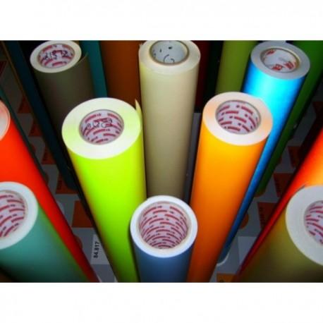 Folia fluorescencyjna 8000 MACAL - różne kolory
