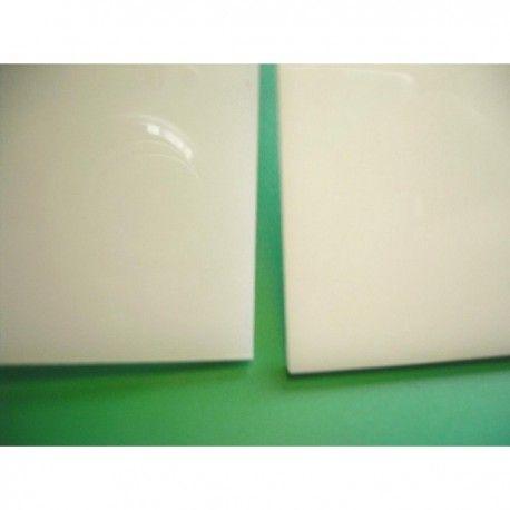 Płyta SAN mleczna 2 mm- 205x305cm
