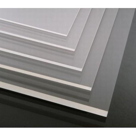 Płyta z poliwęglanu litego z UV bezbarwna 2 mm- 205x305cm