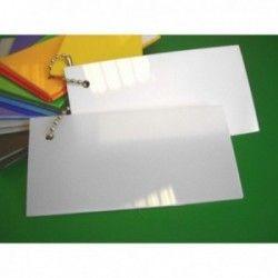 Płyta HIPS opal 1mm-100x200cm