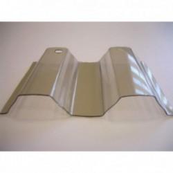 Płyta PET trapezowa dymiona - 107,5x250cm