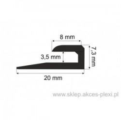 Profil aluminiowy 73004 -4mb