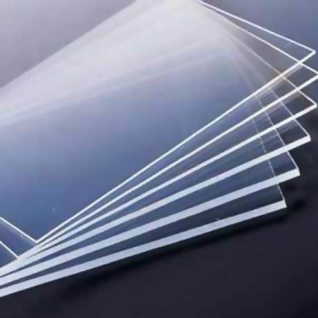Płyta z PLEXI ekstrudowana bezbarwna 20 mm- 205x305 cm