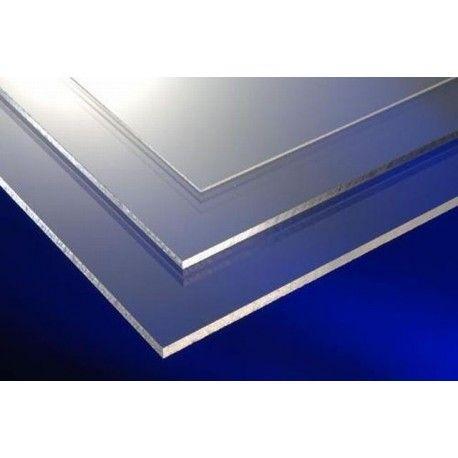Płyta z PLEXI wylewana bezbarwna 3 mm - 203x305