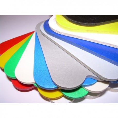 Płyta PCV spienione kolor 3 mm- 156x305cm