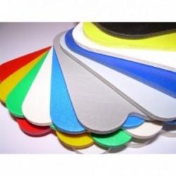 Płyta  PCV spienione kolor 5 mm- 156x305cm