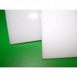 Płyta z poliwęglanu litego z UV opal 2 mm- 205x305cm