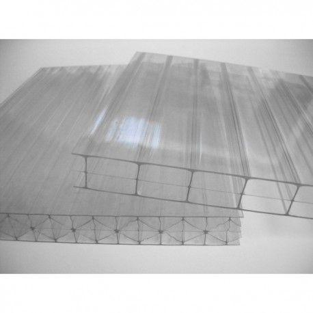 Płyta z poliwęglanu komorowego bezb. 10mm- 210x600cm