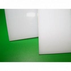 Płyta  PETG mleczna 2mm- 205x305 cm