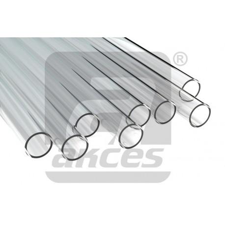 Rura z PLEXI extrudowana 10/1,5mm- 2mb