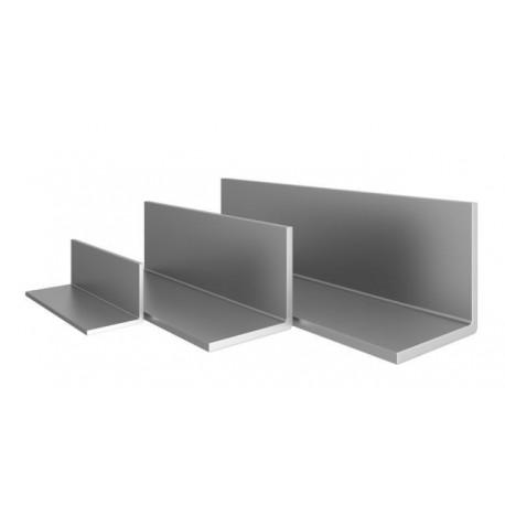 Profil aluminiowy - kątownik - 20x10x2mm - 6mb