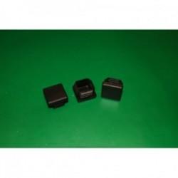Zaślepka do rury kwadratowej - 25/25 mm