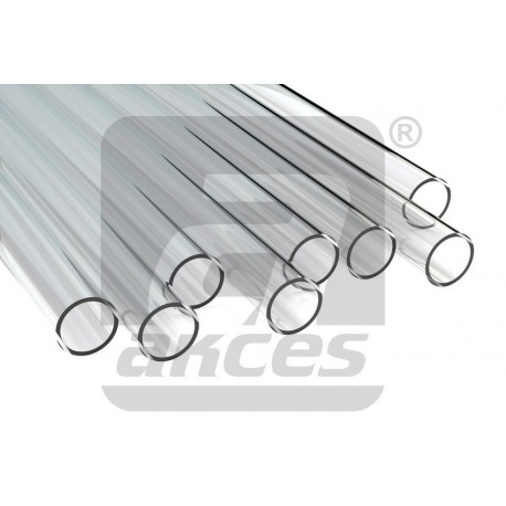 Rura z PLEXI  extrudowana 13/2 mm- 2mb