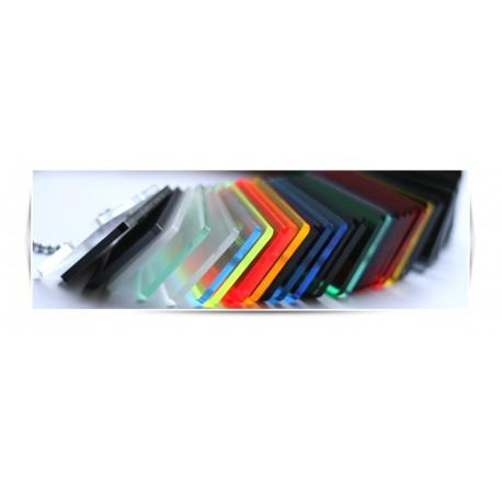Płyta z PLEXI wylewana kolorowa 3 mm- 203x305 cm