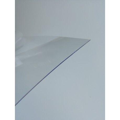 PCV twarde bezbarwne 0,5 mm - płyta 140x100 cm