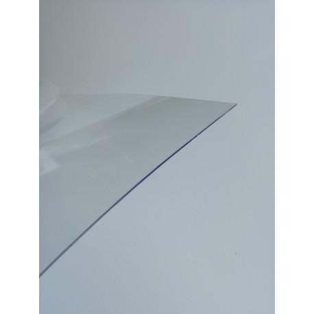 PCV twarde bezbarwne 0,6 mm - płyta 140x100 cm