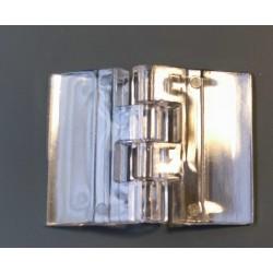 Zawias z PLEXI 25x34 mm