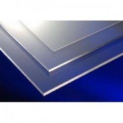 Płyta z PLEXI wylewana bezbarwna CPM 3 mm - 100x100 cm